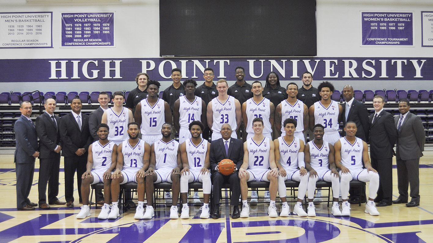 Men's Basketball - High Point University Athletics