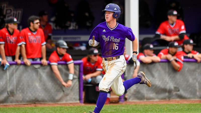 High Point Splits Doubleheader with Longwood - High Point University Athletics